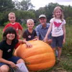 Pumpkin Patch Kids 2012