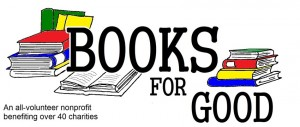 Cover photo for Support 4-H by Donating to or Buying Books From Books for Good