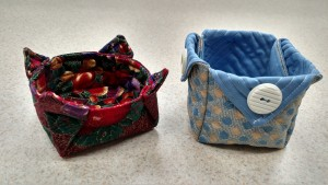 Youth ages 10 - 18 can learn to sew quilted baskets with Henderson County 4-H on Nov. 12, 19 & 26.