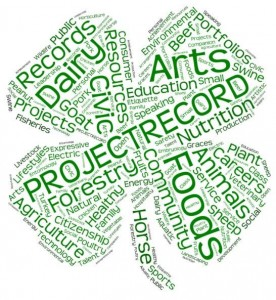 Cover photo for 4-H Project Record and Portfolio Winners