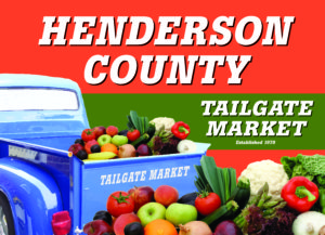 Cover photo for Henderson County Tailgate Markets