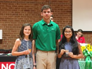 Cover photo for Henderson County 4-H Public Speaking Competition
