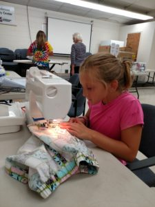 Cover photo for 4-H Sewing Classes
