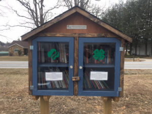 Cover photo for Little Free Library at Dana Park