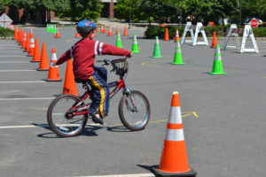 Cover photo for Learn How to Organize a Bicycle Safety Rodeo in Your Community