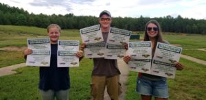 Cover photo for Henderson County 4-H Wins Big at West District 4-H Shoot!