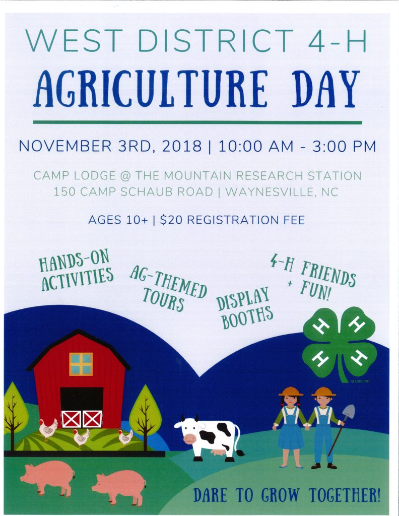 Agriculture Day flyer image