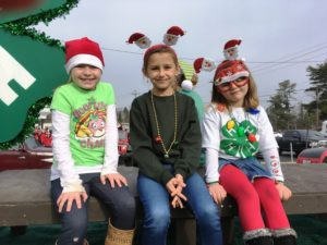 Cover photo for Henderson County 4-H Will Be in the Hendersonville Christmas Parade!