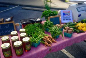 Cover photo for Dig Local: Henderson County Farmers Markets!