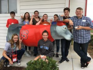 Congress Workshop at NC State Dairy