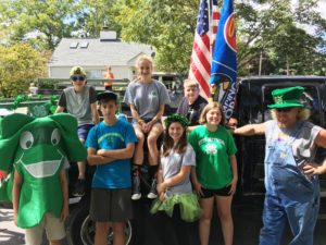 Image of 4-H'ers