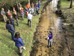 stream repair class