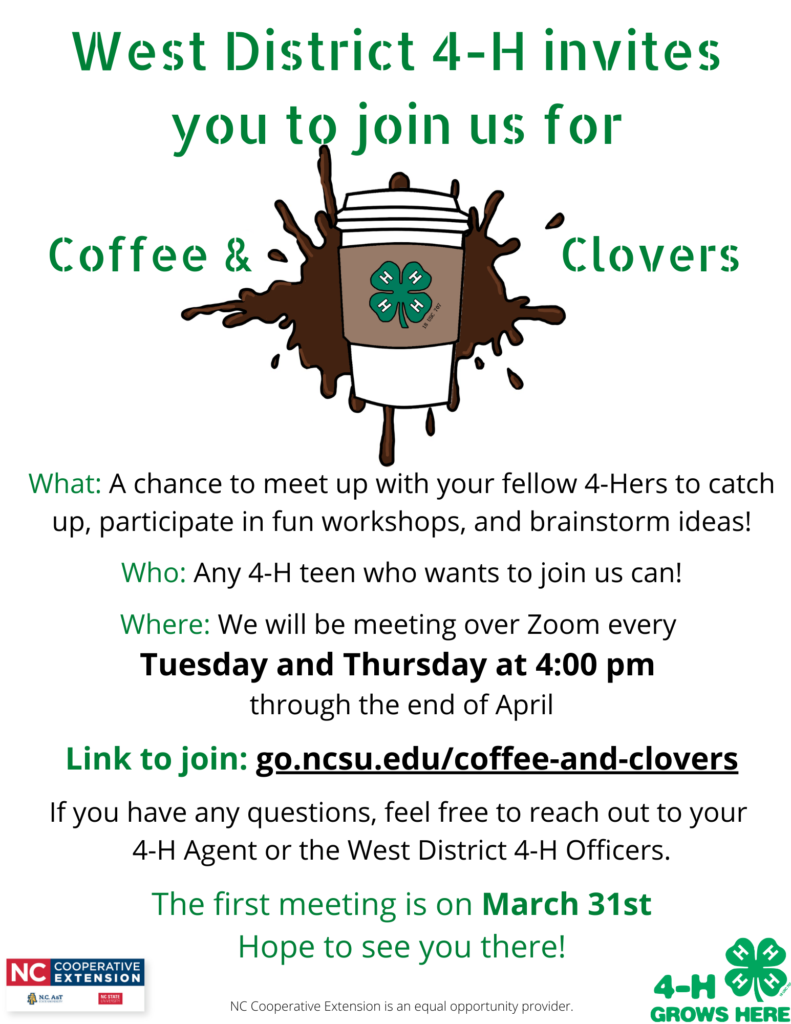 Coffee & Clovers logo image