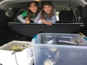 Image of 2 girls