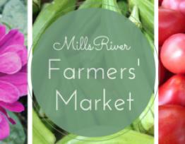 Mills River Farmers Market logo image
