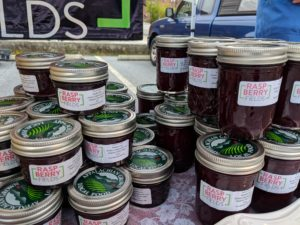 Raspberry Fields Jam for Sale