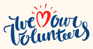 Cover photo for Thank You, Volunteers!