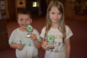 Cover photo for West District 4-H Activity Day