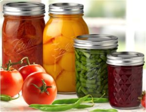 Cover photo for UPDATED: Canning & Preserving Classes