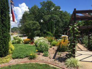 Henderson County Extension Teaching Garden