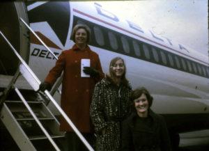 Joyce Armstrong accompanying Dawn Dixon Martin and Debra Dixon Doss