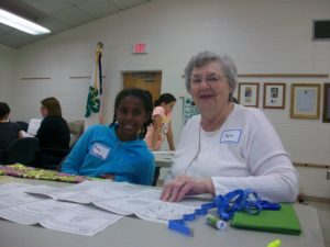 Cover photo for Joyce Armstrong, Home Economics and 4-H Agent Par Excellence