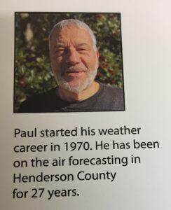 Paul Speranza Weather