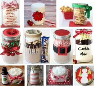 Cover photo for Gifts in a Jar