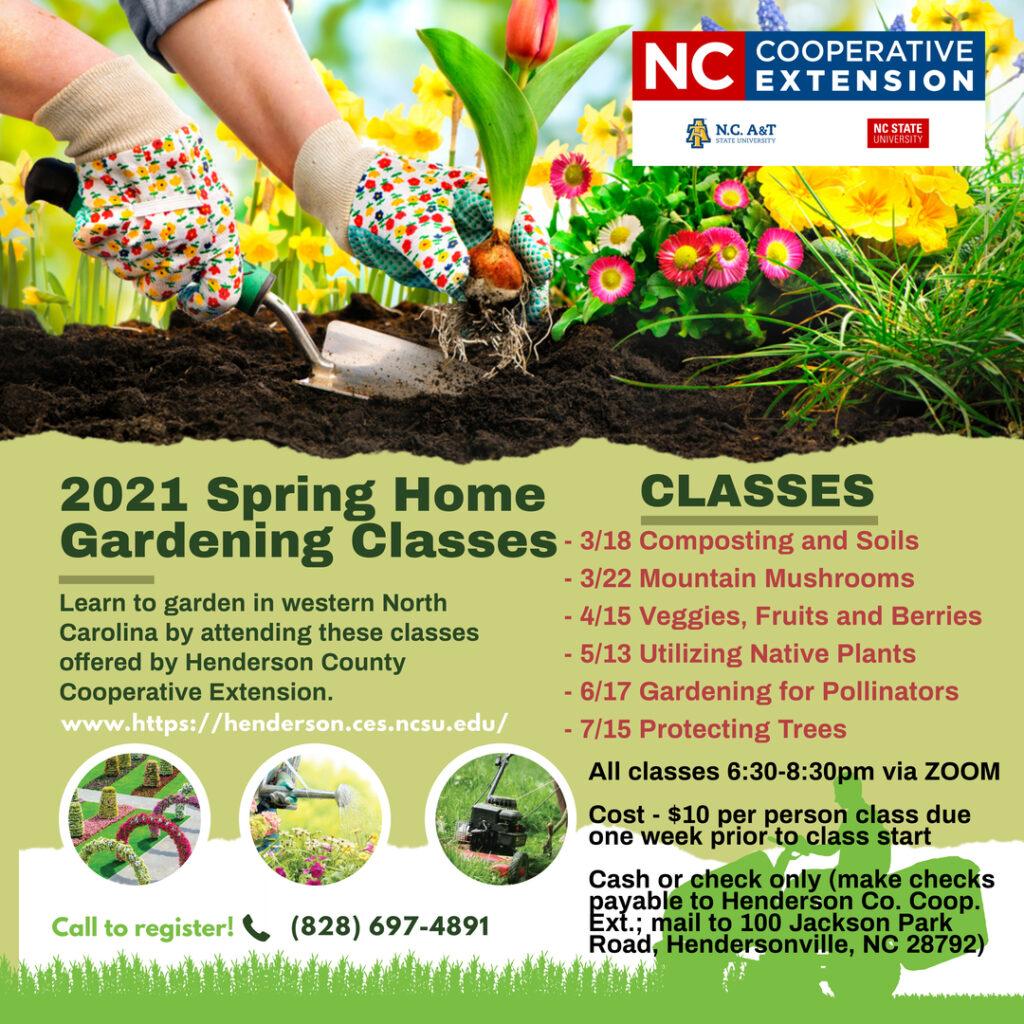Gardening Series 2021
