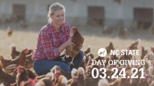 Cover photo for Day of Giving Is Today - Support Extension in Henderson County