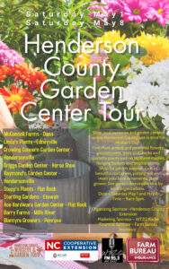 Henderson County Garden Center Tour