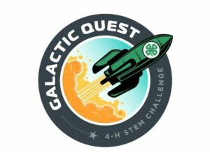 Cover photo for Register Today for 4-H Galactic Quest!