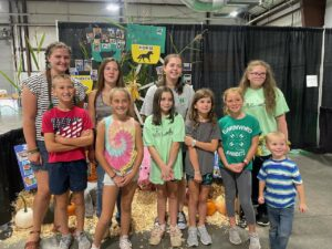 Cover photo for 4-H Club at NC Mountain State Fair!