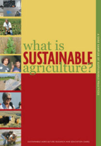 Cover photo for Learning About Sustainable Agriculture - An Educational Series