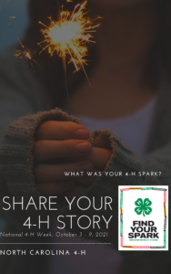 Cover photo for Are You a 4-H Alumni, Then Share Your Story!
